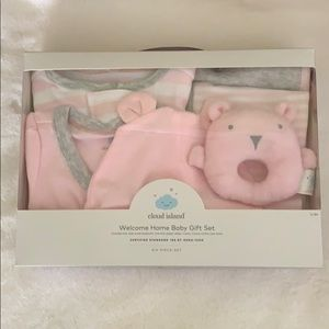 NIB Welcome Home baby Gift set- 0-3 months